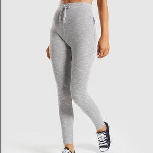gymshark slounge leggings!